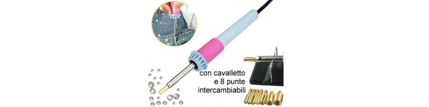 Applicatore strass
